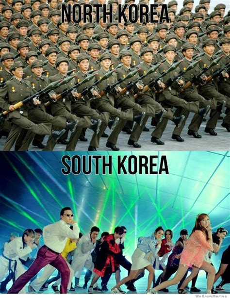North Korea South Korea Meme - 25 funniest north korea kim jong un memes gifs and