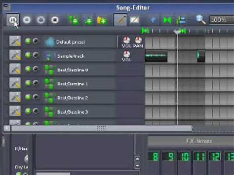 tutorial lmms youtube lmms tutorial echo effects on sound clips in lmms youtube