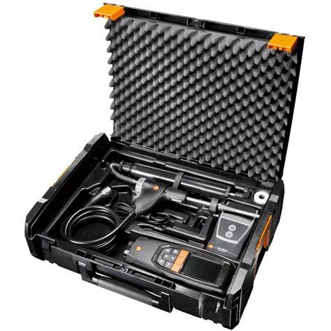 drain you testo testo 320 combustion analyzer kit