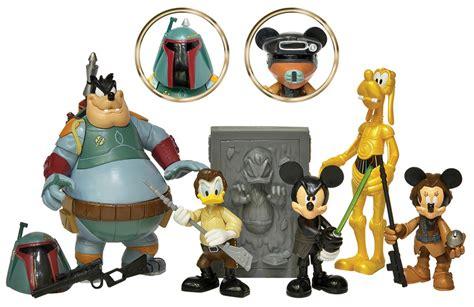 Disney Mickey Mouse Figure 05 Terbaru the authentic disney parks merchandise wars