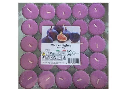 candele antifumo confezione di 25 candele anti goccia e antifumo lgv shopping