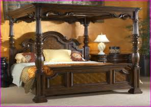 Canopy King Size Bedroom Sets by California King Canopy Bedroom Set Home Design Ideas