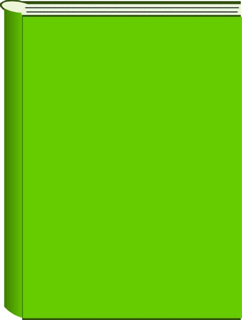 green a novel books green book 3 clip at clker vector clip