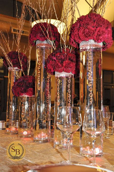 beautiful table centerpieces 306 best red white and black table settings images on