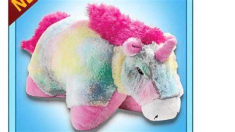Pillow Pet Rainbow Unicorn - my pillow pets large 18 rainbow unicorn