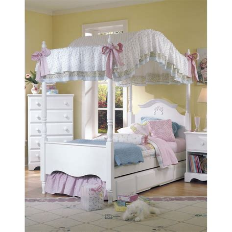 princess bed canopy kids furniture ideas
