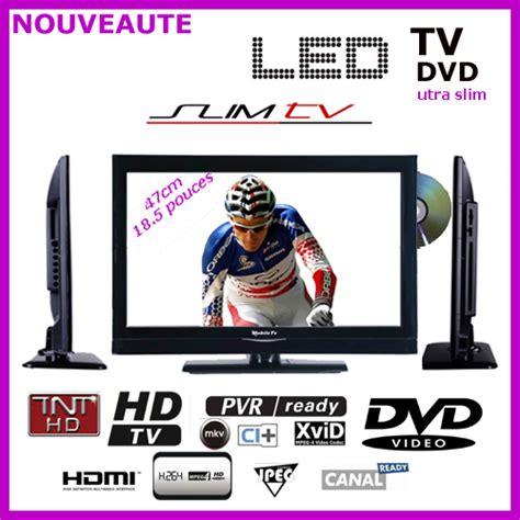 Tv Mobil Plus Dvd tv mobil tv slim led 47cm dvd tnt