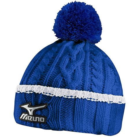 cable knit pom pom hat mizuno golf 2015 mens cable knit bobble pom pom knitted