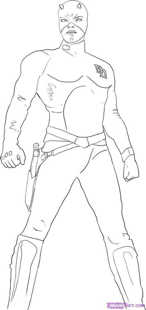 lego daredevil coloring pages daredevil coloring page coloring home