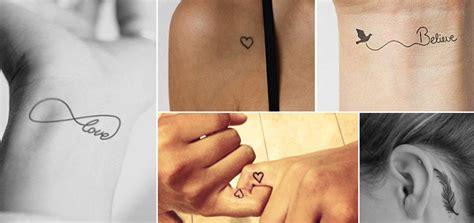 tattoo inspiration klein inspiratie de mooiste kleine tattoos follow fashion