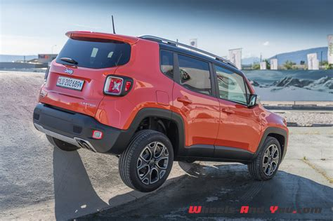essai jeep renegade la l 233 gende continue wheels and
