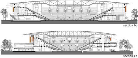 arena section gallery of ankara arena yazgan design architecture 23