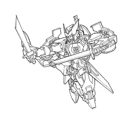 transformers drift coloring page transformers drift by chupacabraconvoy on deviantart