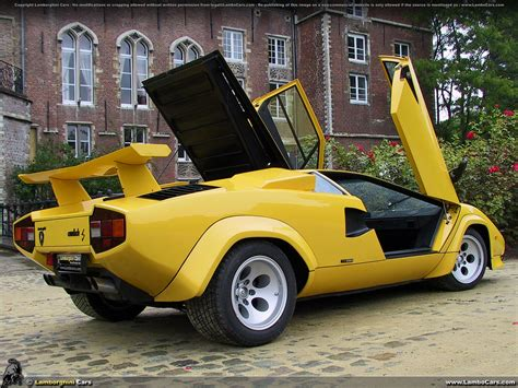 yellow lamborghini countach lamborghini countach yellow price autoart lamborghini