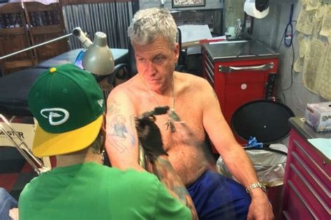 rex ryan tattoo after being fired by new york jets coach rex changes