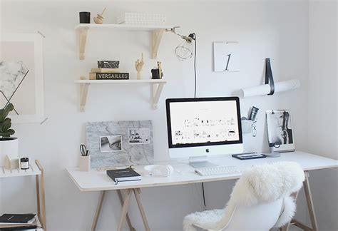 home office design 2016 crisp white offices that never go out of style citizen