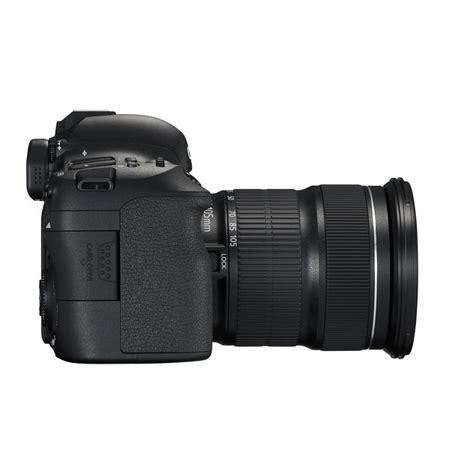 Canon Eos 6d Dslr Kit 24 105mm F35 56 Is Stm Built In Wifi And Gps canon eos 6d ii dslr ef 24 105mm is stm lens kit