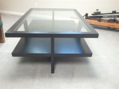 Glass Coffee Table With Ottomans Luxurious Glass Coffee Tables The Decoras Jchansdesigns