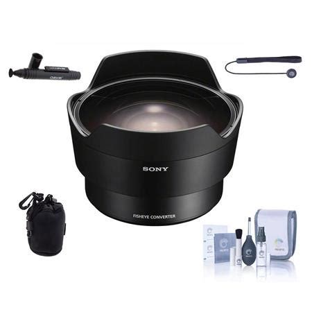 Sony Sel057fec by Sony Fisheye Conversion Lens For Fe 28mm F2 W Free