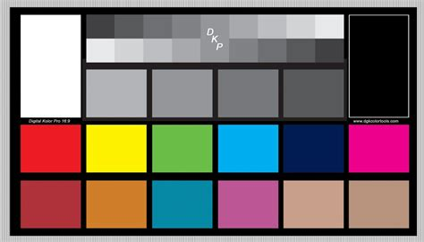 color accuracy test improving color accuracy why prints come out