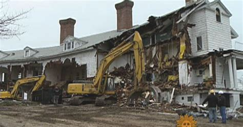 the great gatsby house the end of an era for the quot gatsby house quot cbs news