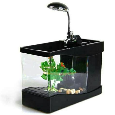 Pompa Air Mini 100 Watt aquarium unik bentuk mini tinggal colok usb harga jual