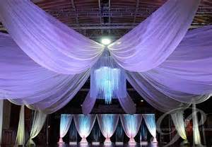 draping fabric from ceiling bedroom ceilings wedding draping and bedroom drapes on pinterest
