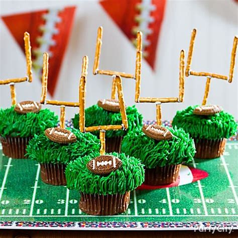 Football Decorations City by Football Dessert Ideas City