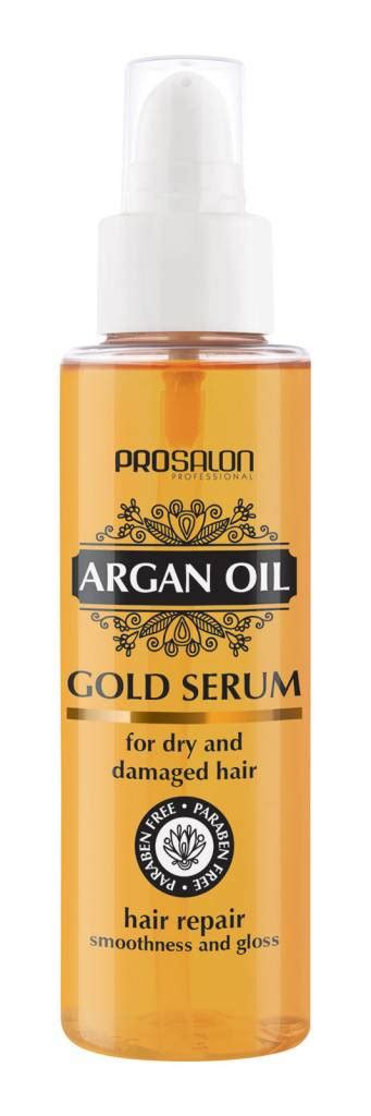 Bvr Shining Gold Serum prosalon prosalon argan gold serum 100ml kappers co hairdressing products and supplies