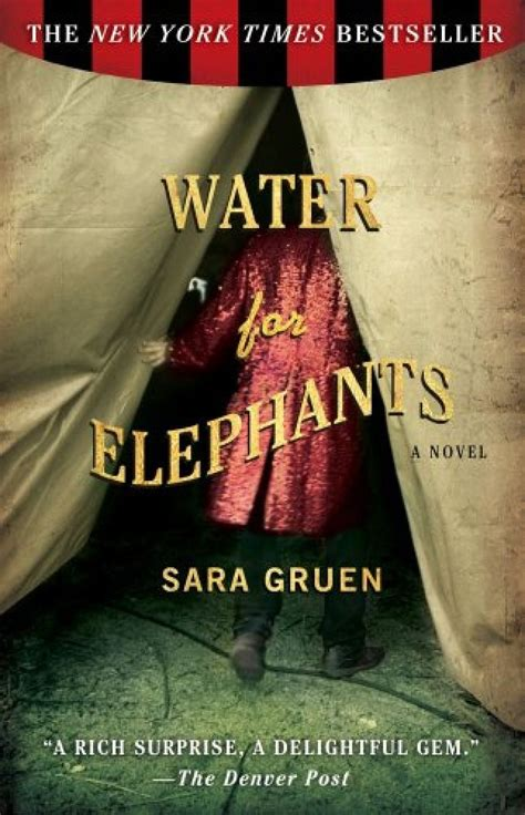 water for elephants by gruen book review