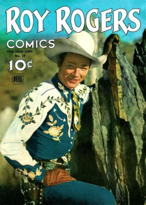 Roy Rogers Western Classics 4 Issue by Roy Rogers Comics Info Dell Publishing Co Comicbookrealm