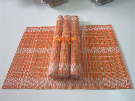 Table Plate Mats by Cheap Bamboo Table Mats Plate Mats From