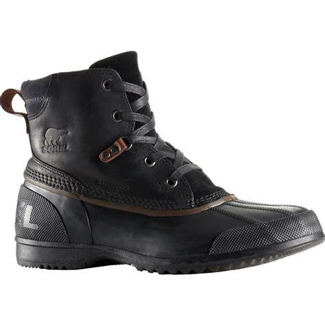 sorel mens boots sorel ankeny boot s backcountry