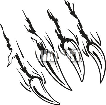lion claw scratch clipart clipart suggest
