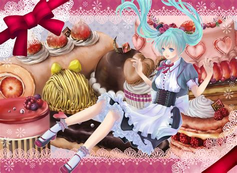 Vocaloid Wallpaper Pack 1   HimeFile