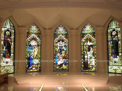 stained glass window light box new stained glass light boxes king richard s religious