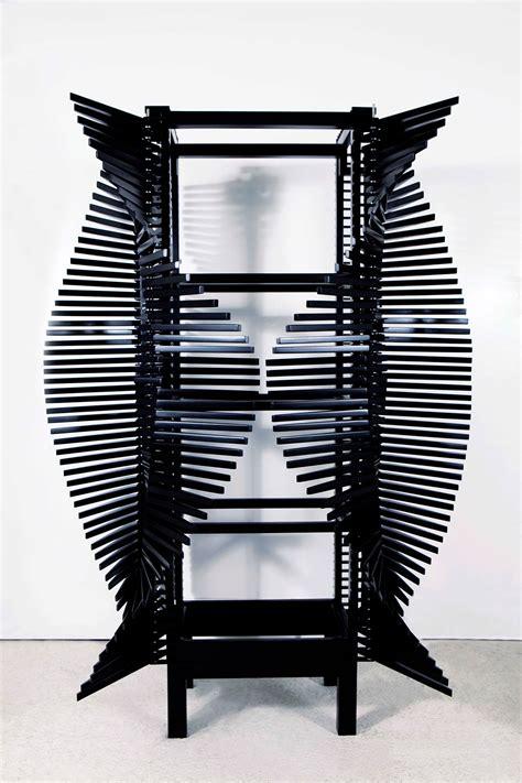 shapeshifting furniture designer shape shifting cabinet