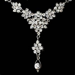 prom jewelry elegance by carbonneau vintage inspired wedding and prom jewelry set tradesy weddings