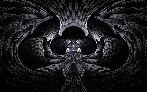 wallpaper lubang hitam wallpaper 3d hitam