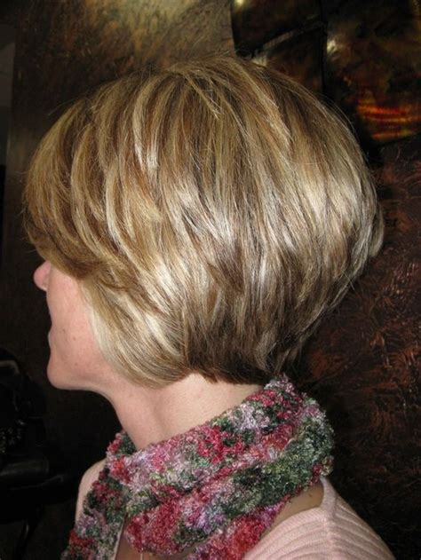hair styles for the over 50s heavily layered into the neck 23 short layered haircuts ideas for women bobs for