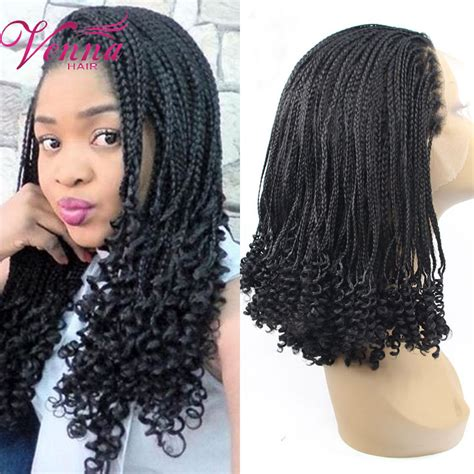 how to curl the ends of synthetic braids online get cheap micro braid wig aliexpress com alibaba