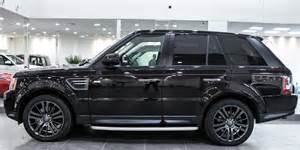2009 land rover range rover sport pictures information