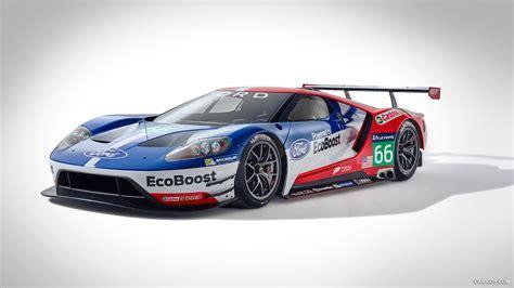 2016 Ford GT Le Mans Race Car   Front   HD Wallpaper #12