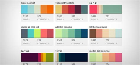 color palette ideas for websites applying dieter ram s ten principles to web design