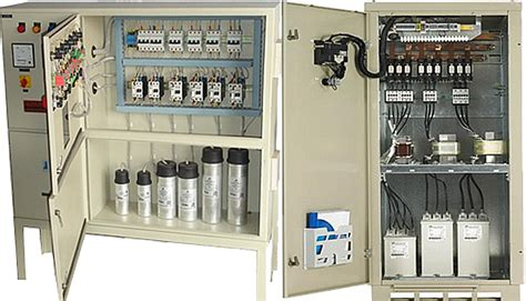 Panel Capacitor Bank Products Services Switchgear Capacitor Banks Apfc