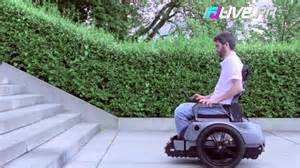 fauteuil escalier prix ils inventent un fauteuil roulant capable de monter un