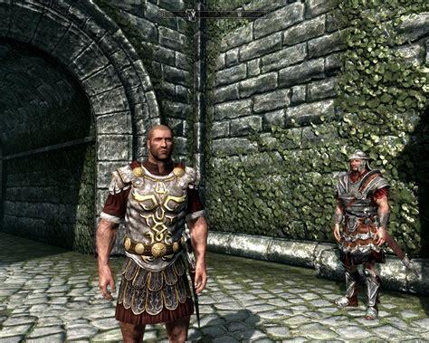 skyrim imperial soldier imperial legion overhaul at skyrim nexus mods and community