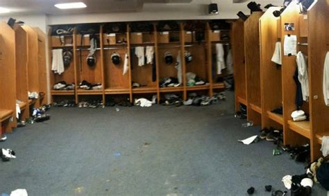 nfl locker room joey chandler larry brown sports