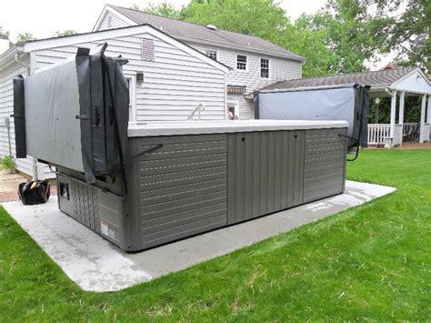 swim spa backyard designs back yard ideas