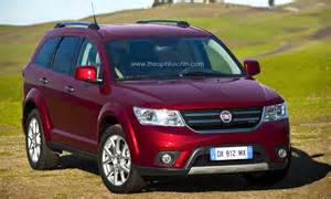 Dodge Fiat Fiat Freemont Dodge Journey 2011 Autooonline Magazine